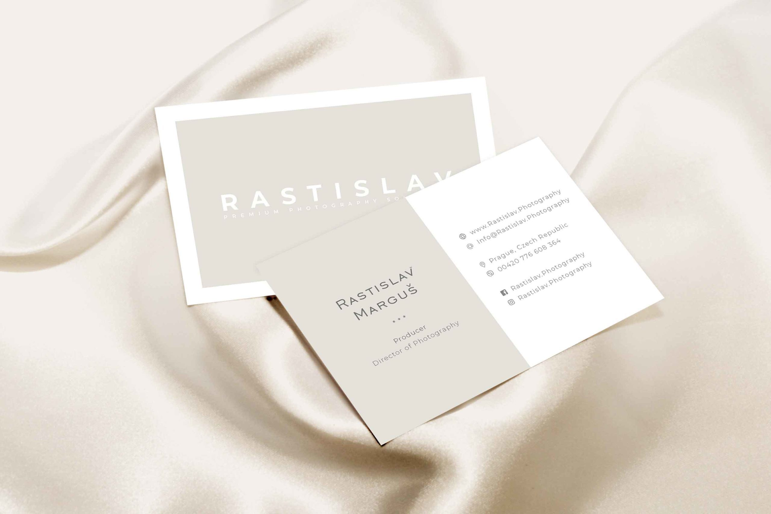 Business Card Rastislav Margus