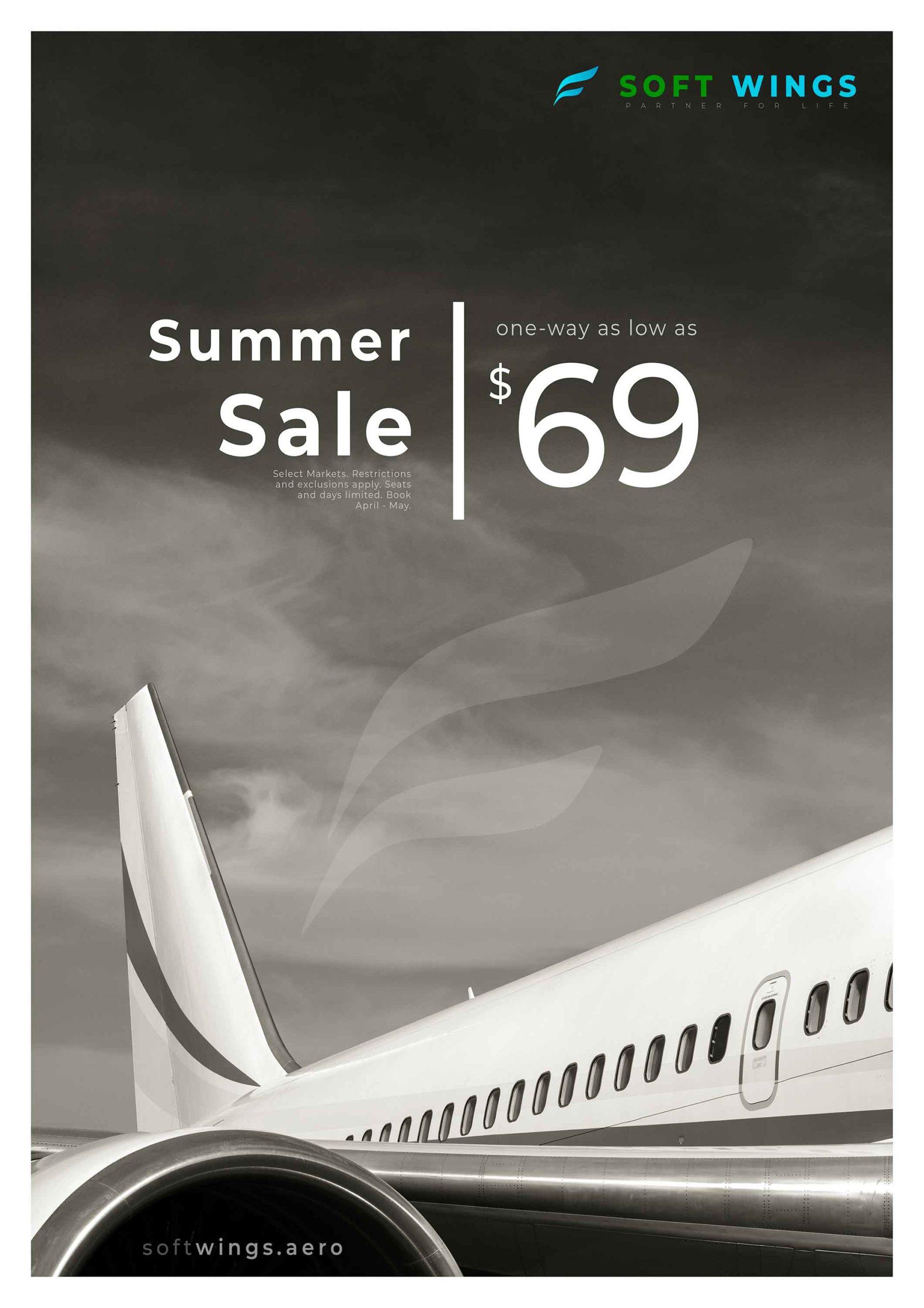 Aviation Advertisement