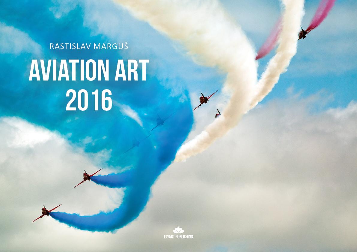 Aviation Art Calendar 2016