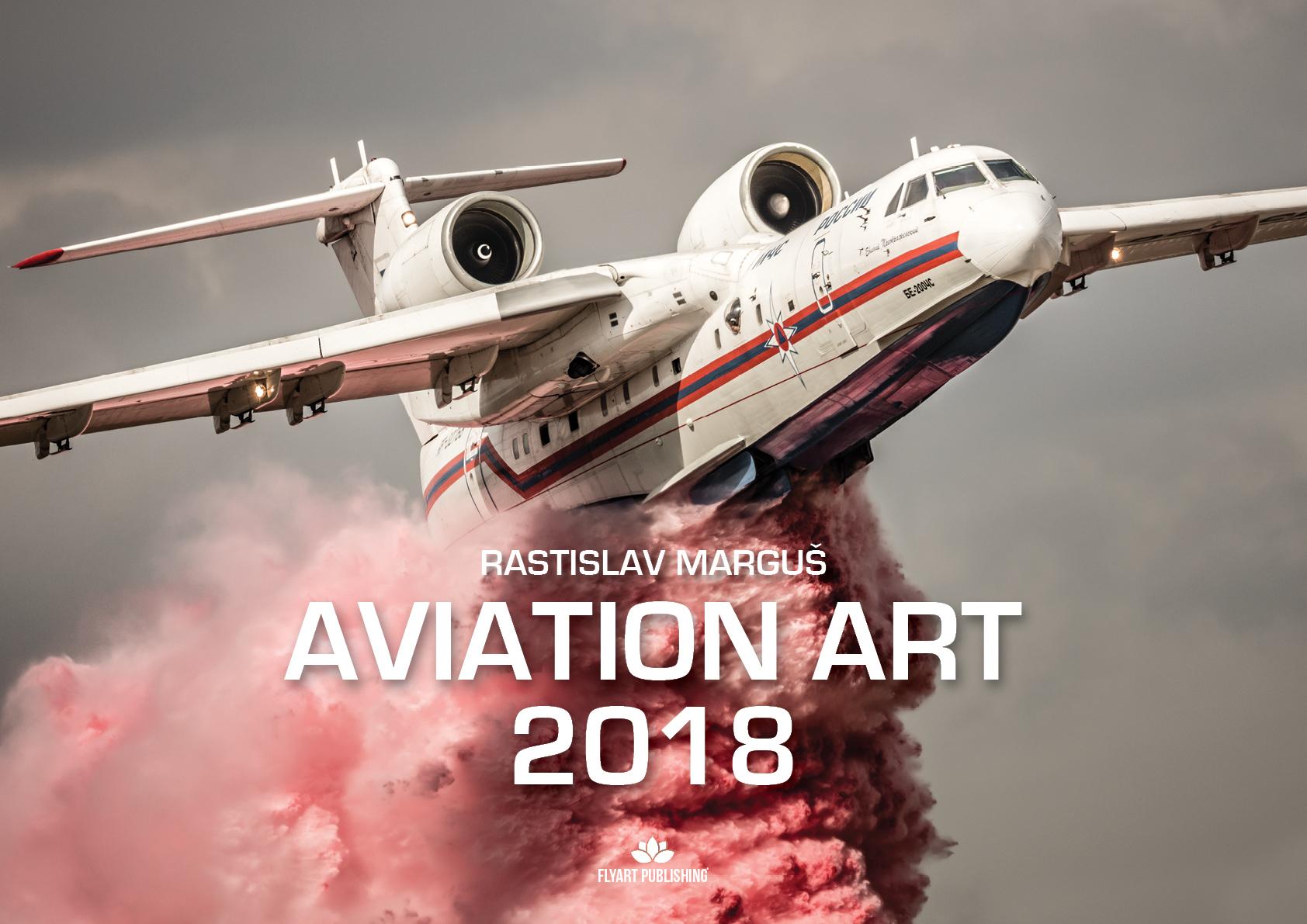 Aviation Art Calendar 2018