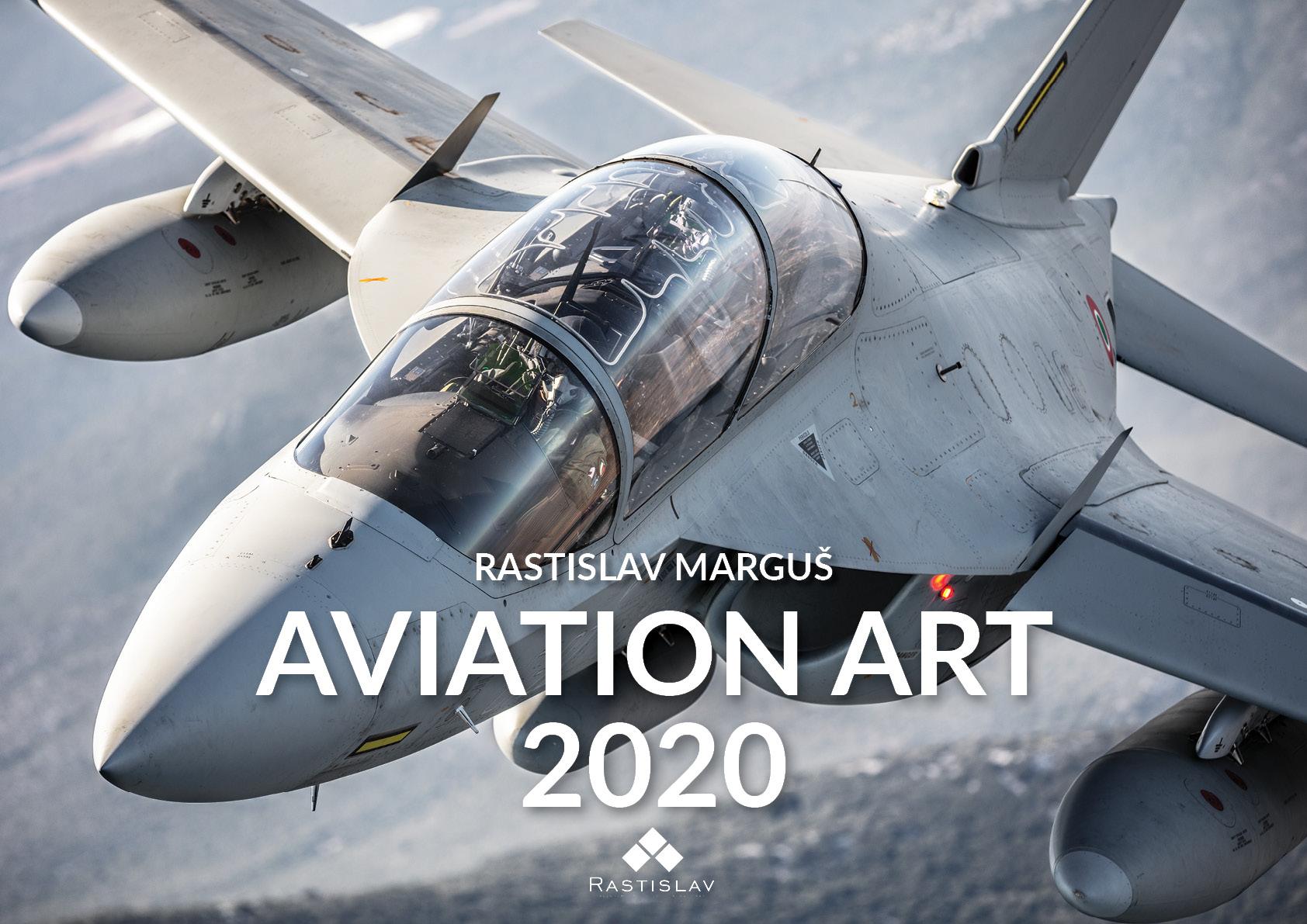 Aviation Art Calendar 2020