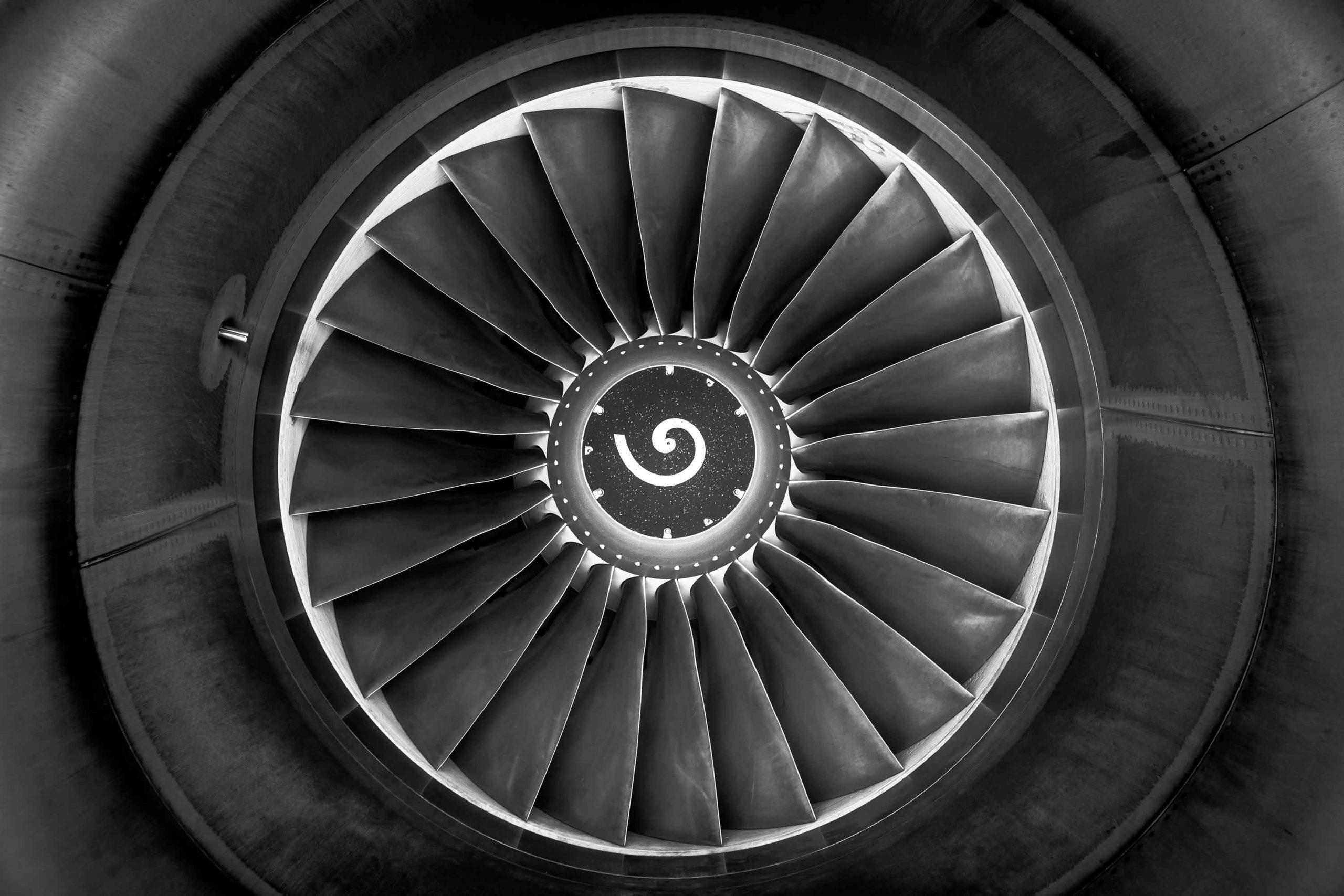 CFM 56 Boeing 737 Engine