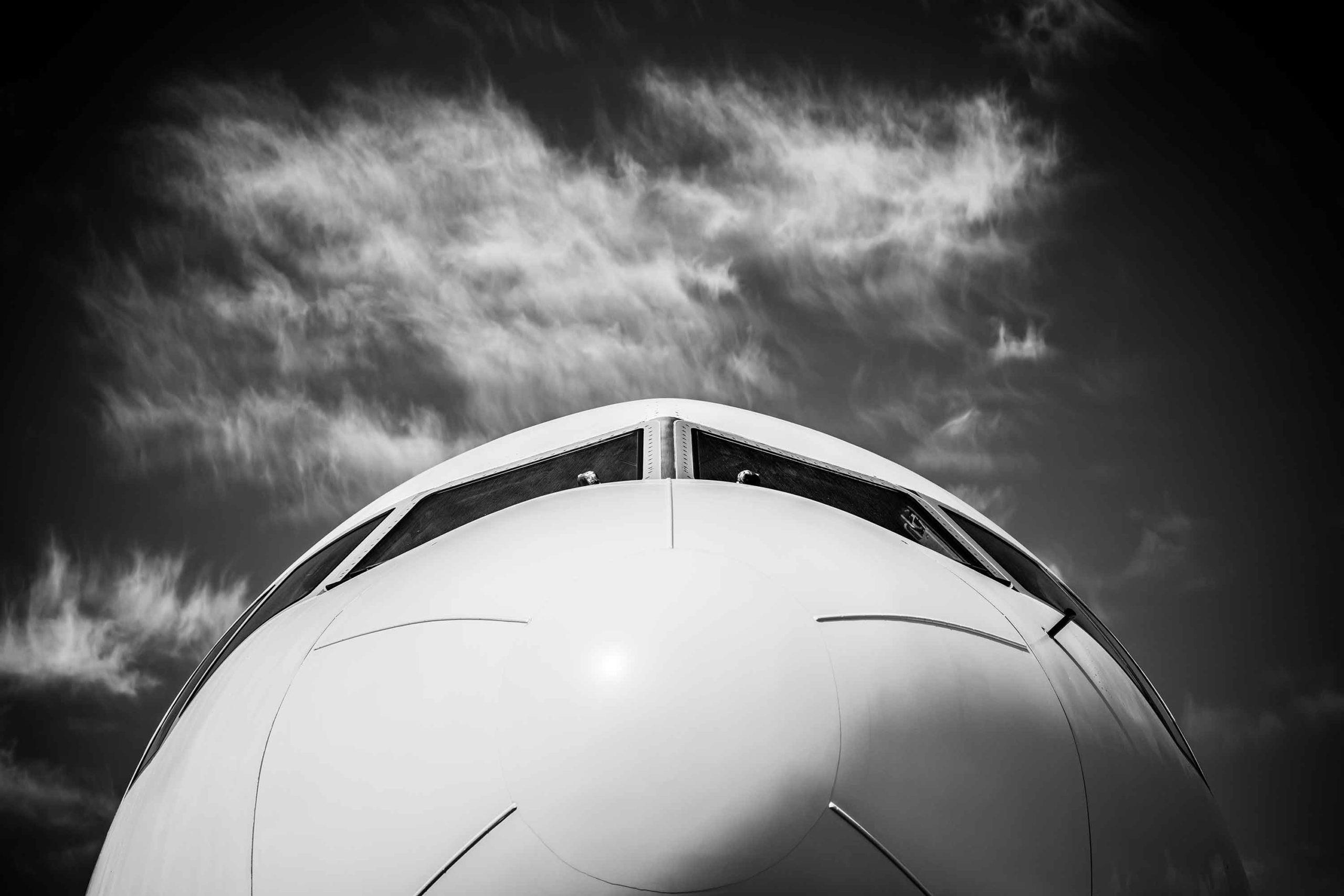 Comlux Boeing 767 Bahrain Airshow