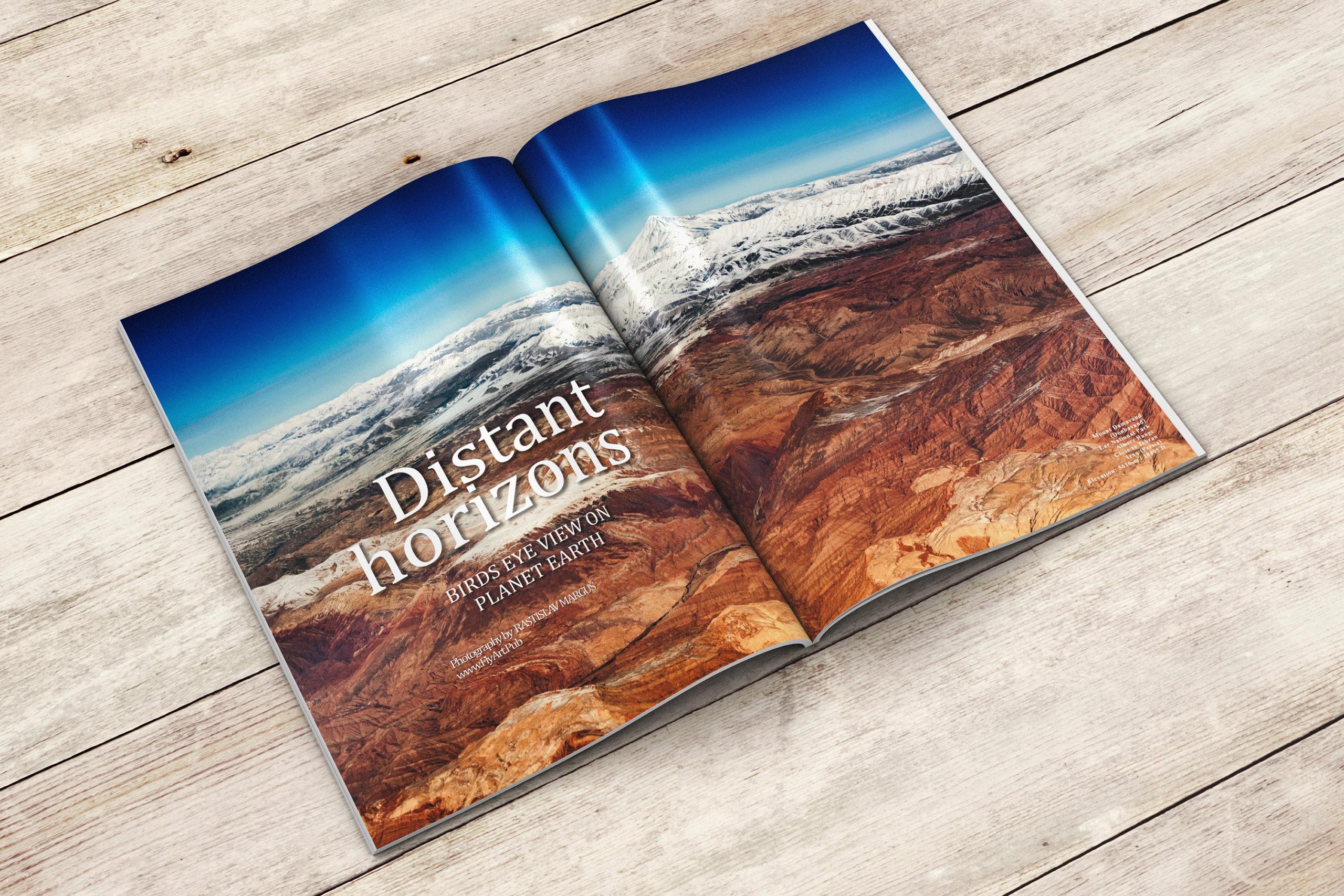 Distant Horizons Magazine