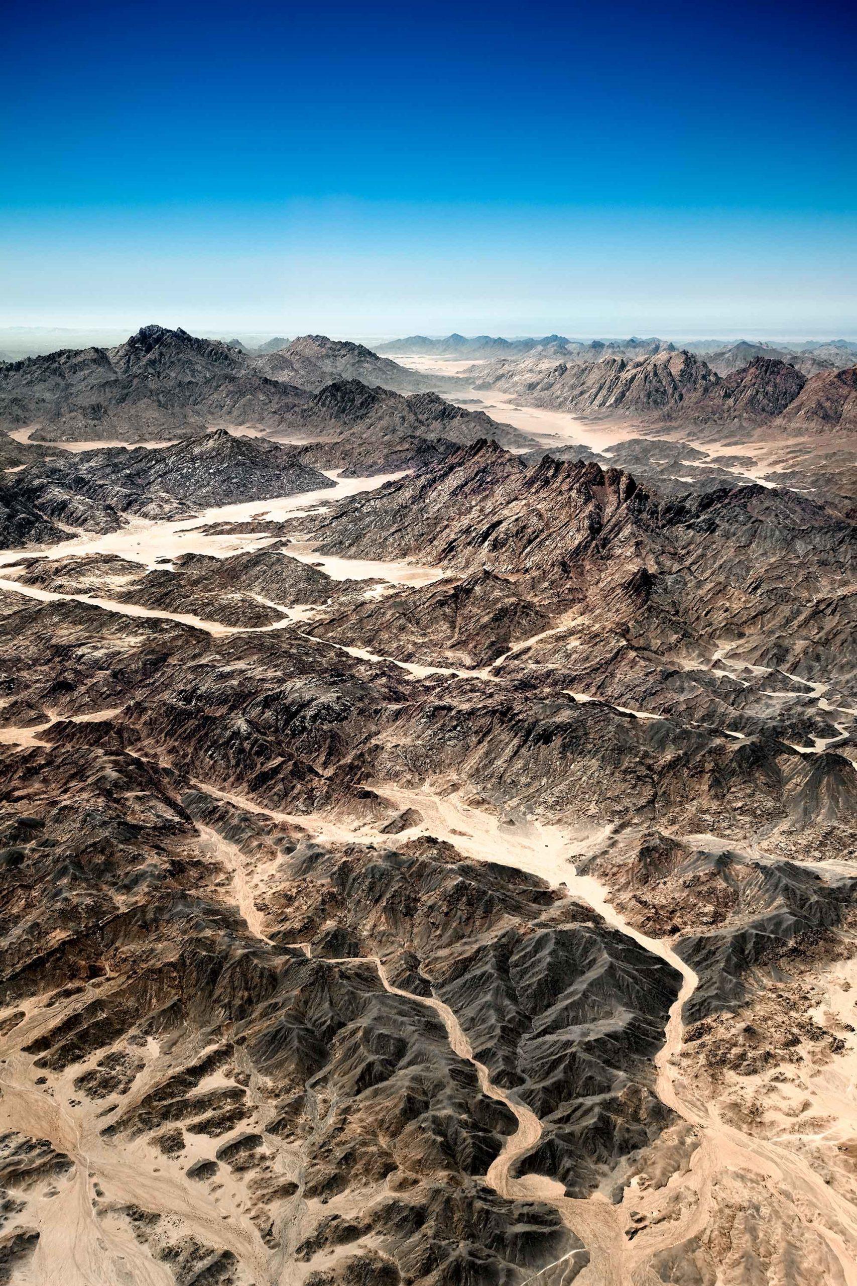Egypt Hurghada Aerial