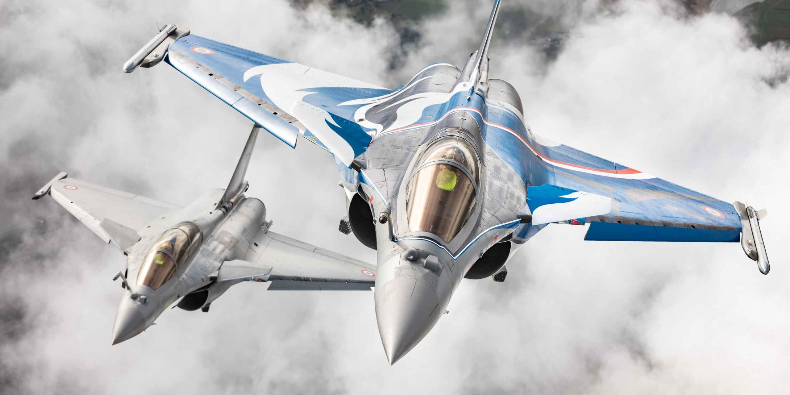 French Rafale Air to Air