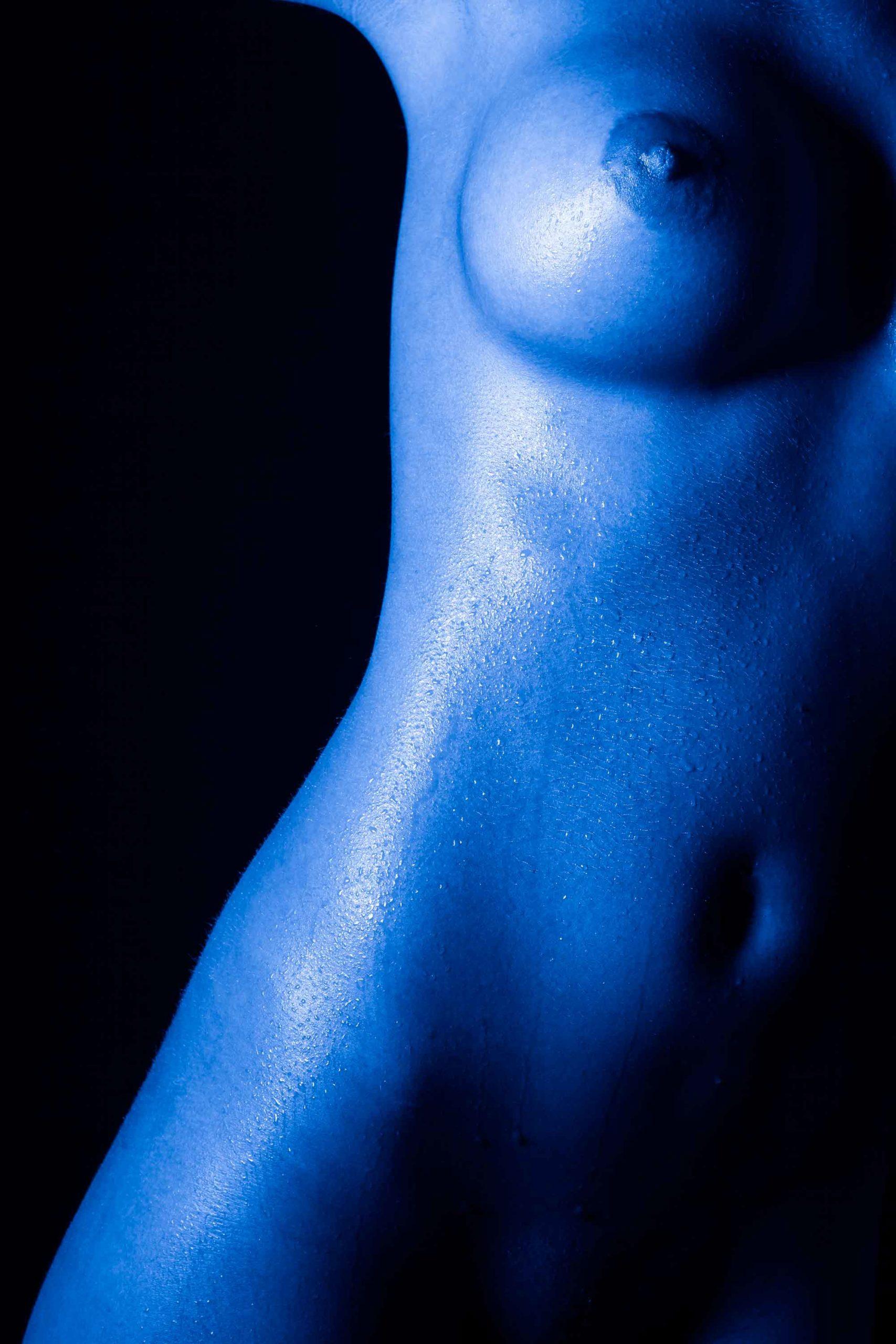 Naked Female Photograph