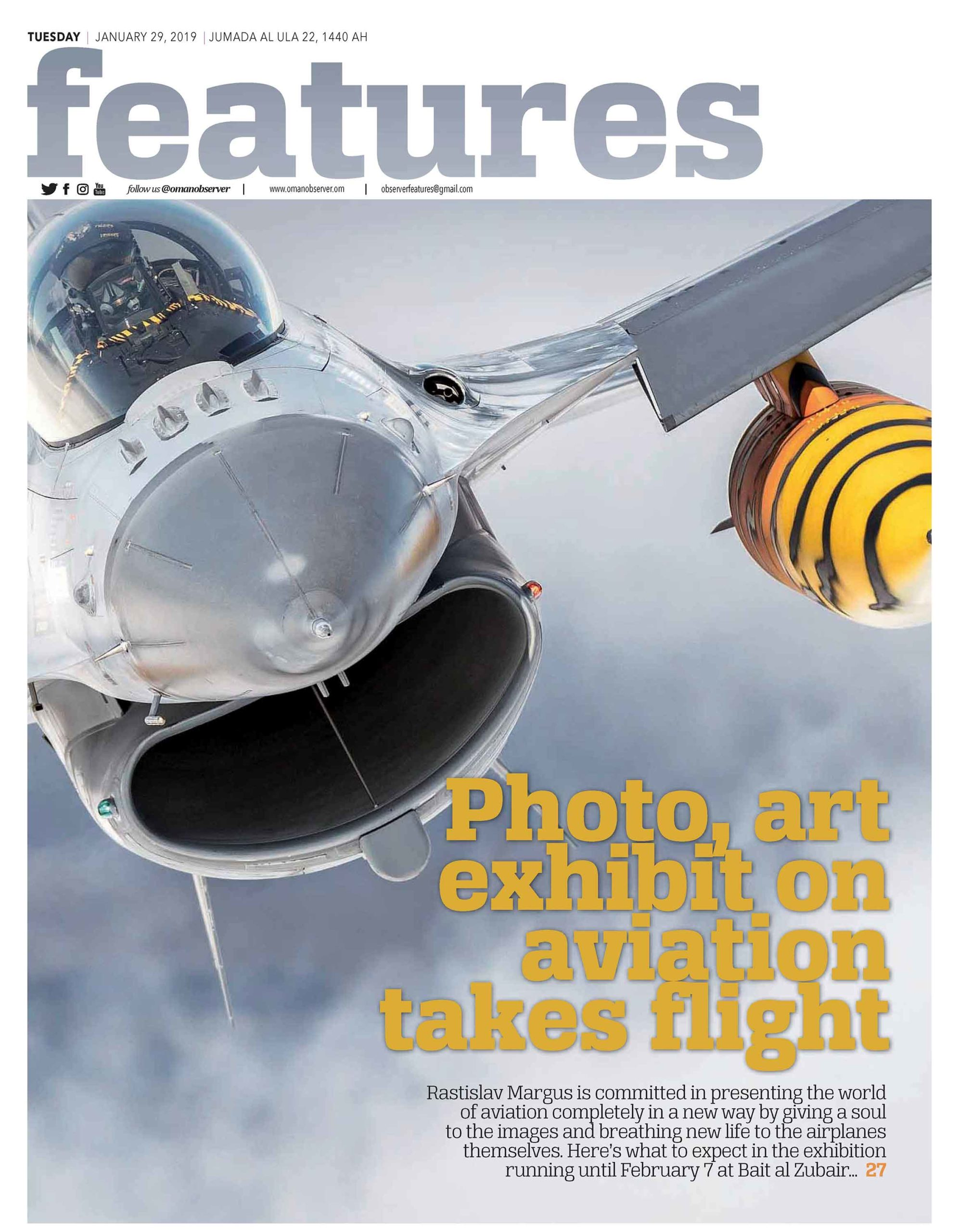 Aviation Art Photography Exhibition 2019
