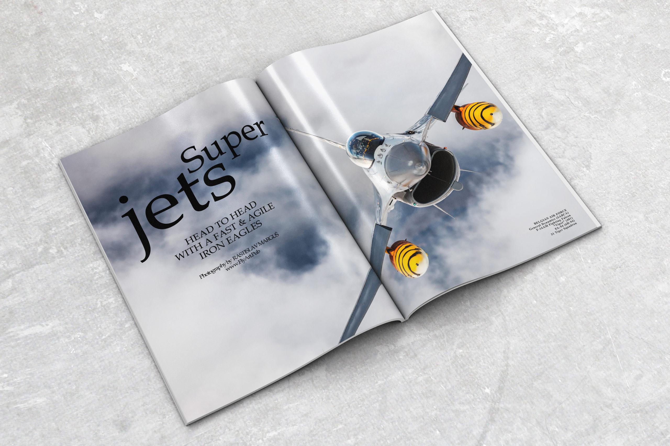 Super Jets Magazine