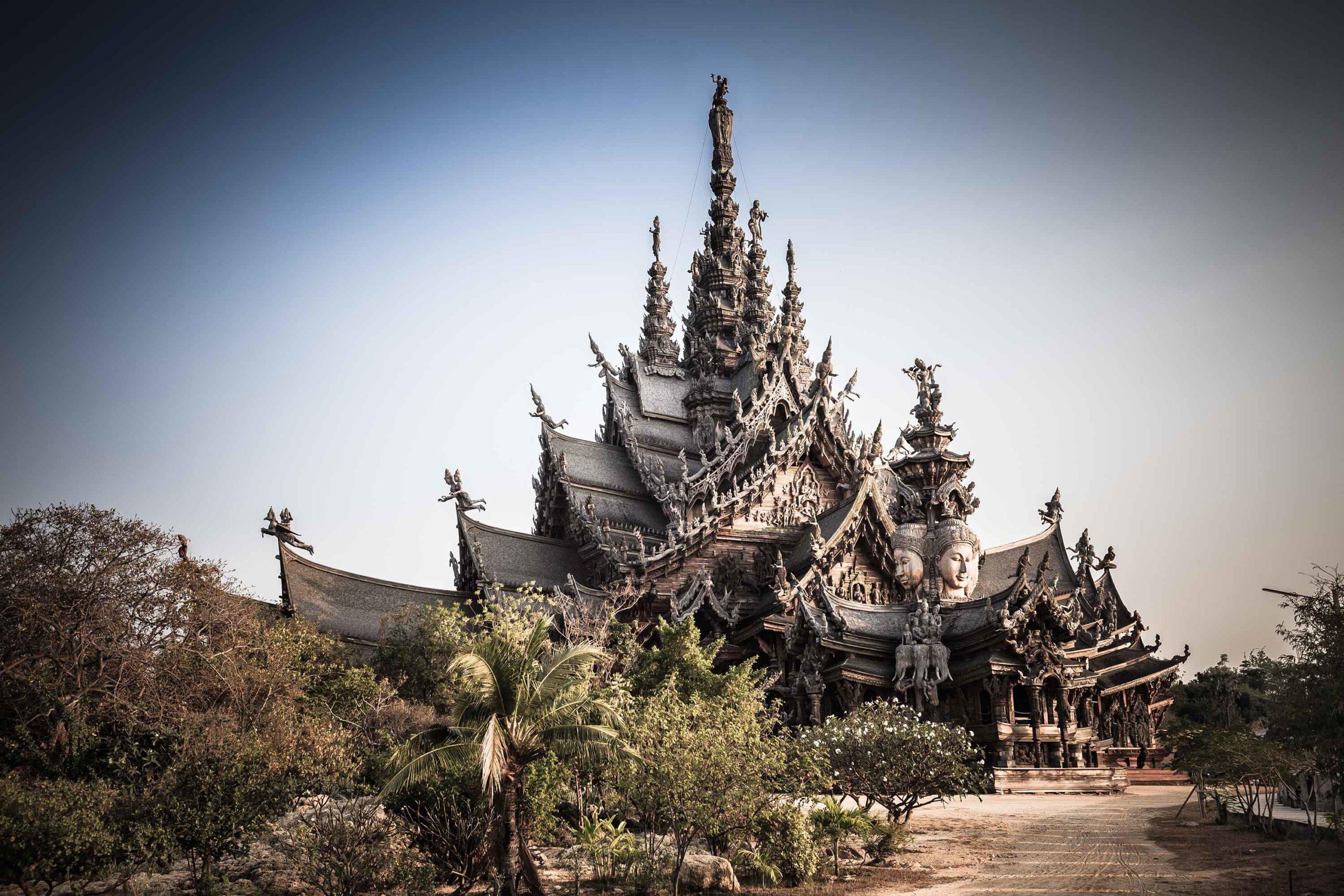 Thailand Sanctuary Of Thruth